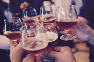 AGA治療 飲酒