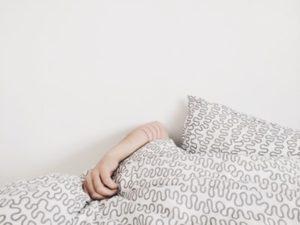 薄毛 睡眠